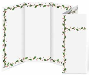 Holly Border Brochure Plus