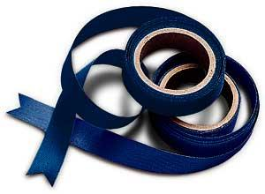 Certificate Ribbon Blue