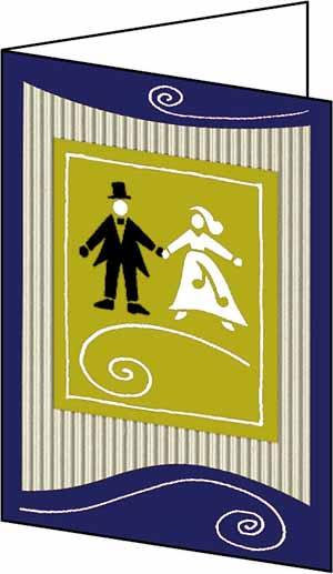Wedding Couple Card (12)