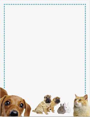 Animal Clinic Theme Paper (Q-Pak)