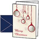 Silver Bell Handmade Cards