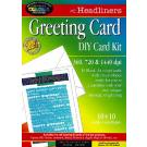 Greeting Card - Diy Card Kit