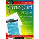 Greeting Card - Diy Card Kit
