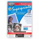 Superprints 150Gsm Single Sided Gloss (10 Sheets)