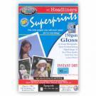 Superprints 150Gsm Single Sided Gloss (10 Sheets)
